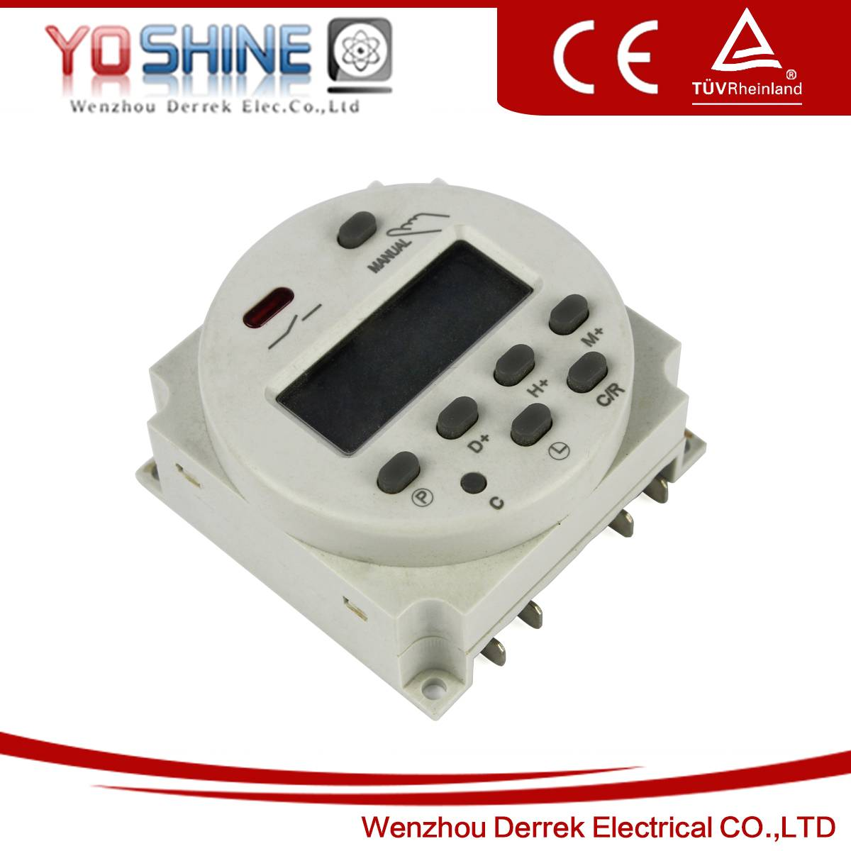 YX-804 DC24V Digital Timer Switch