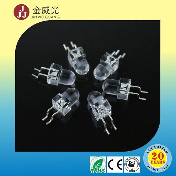 basic market needs 5mm IR LED 940nm 1.2-1.4V IR Receiver Diode Infrared Receiver LED