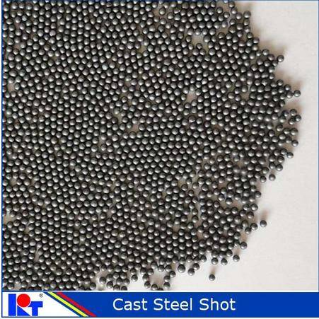 Low Broken / High Wear- resistant Cast Steel Shot S330