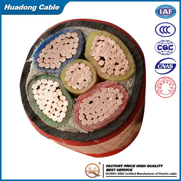 0.6/1kv~35KV XLPE Insulated Power Cable