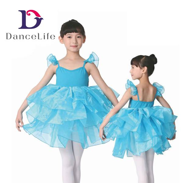 C2241 Wholesale Girls Performance Ballet Tutu Dress Kids Classical Ballet Tutu Ballet Costumes