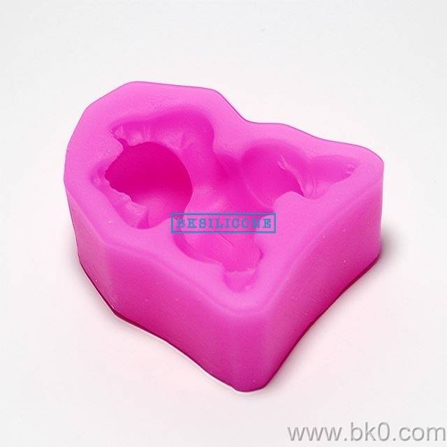 Silicone Baby Molds Chocolate Soap Cake Molds Silicone rubberr AA011