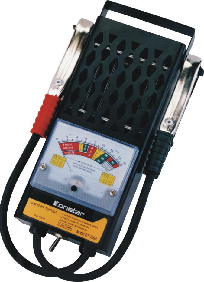 battery tester BT-100A