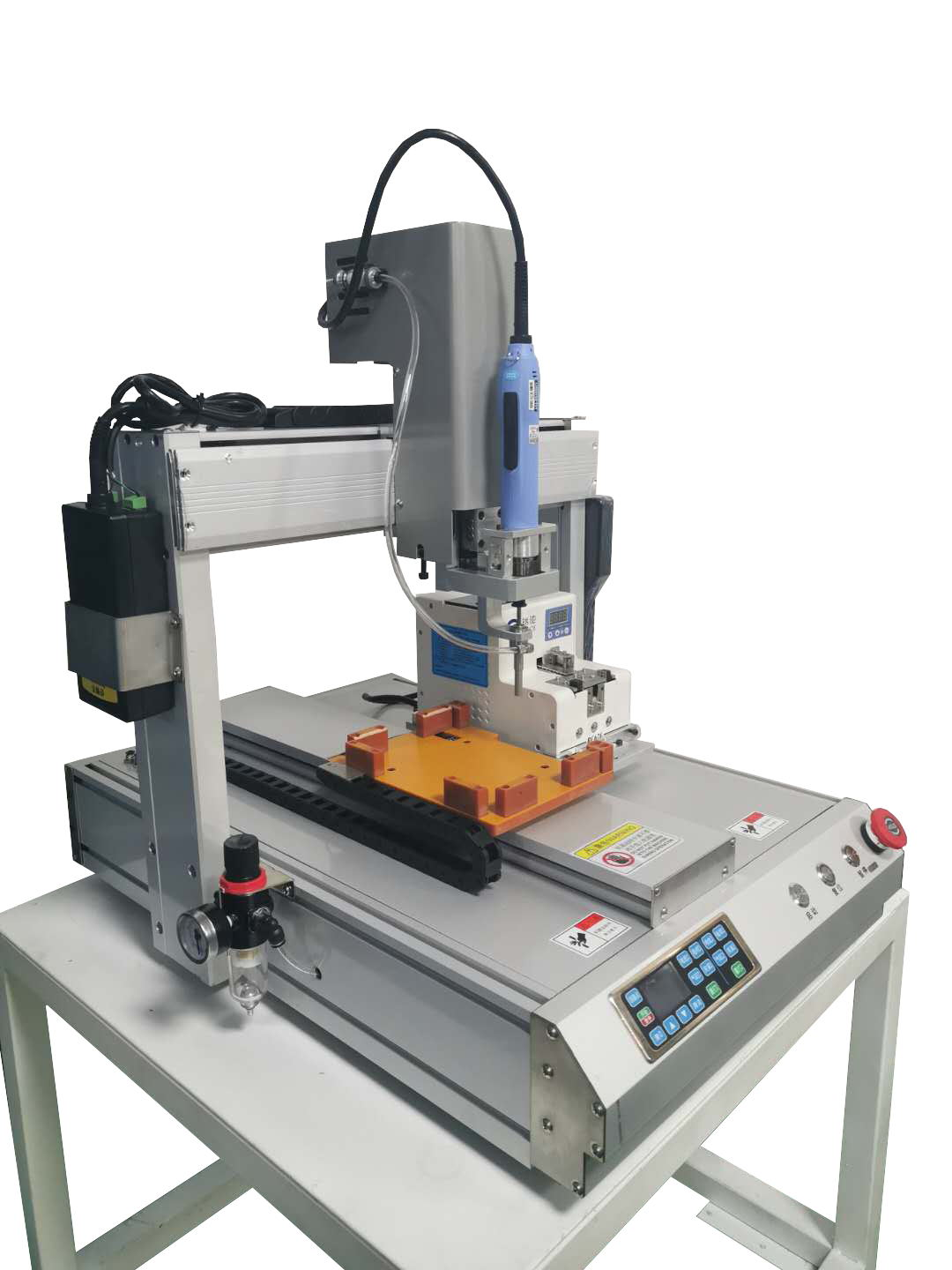 Automatic screw assembly machine with screw feeder automatic factory direct price