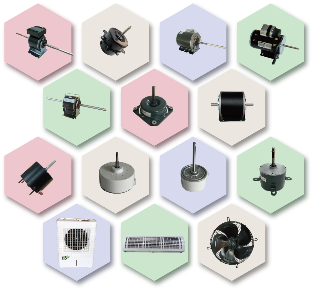 Decorative Wall Mounted Hydronic Fan Coil Unit AC Motor