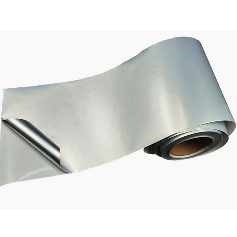 Grade one self adhesive silver aluminum foil paper