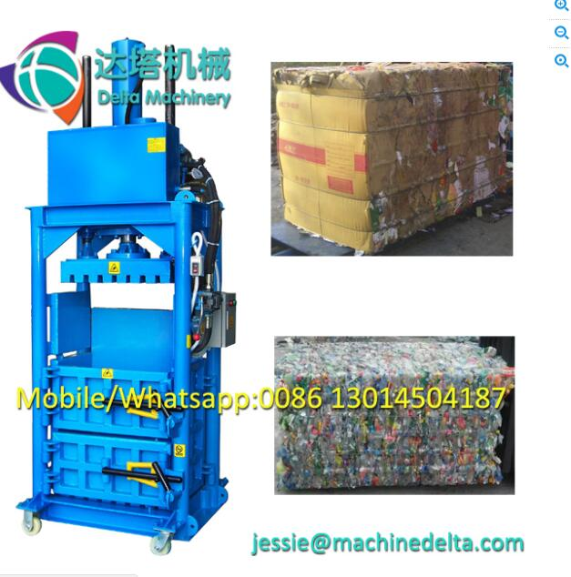 hydraulic compactor machine
