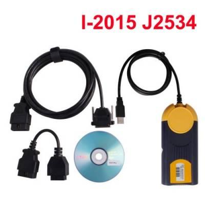 V2015.1 Multi-Diag Access I-2015 J2534 Pass-Thru Interface