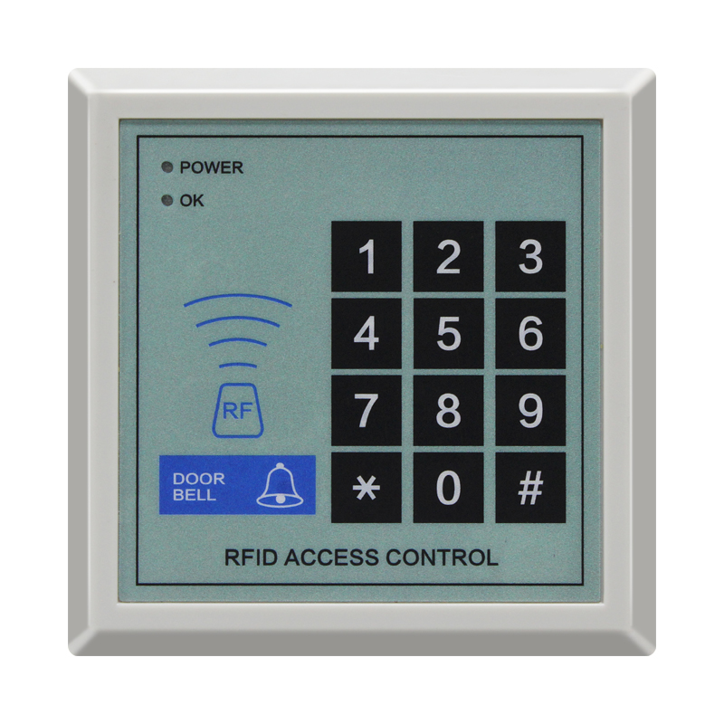 M3 Standalone Card Reader Touch Keypad RFID Door Access Control