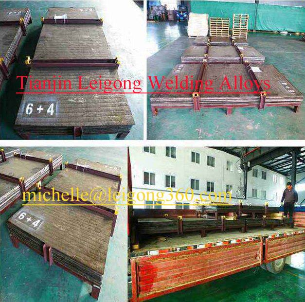 Chromium Carbide Overlay Plate Factory with Pretty Price and High Quality
