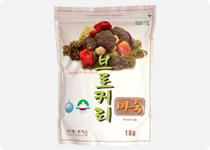 Broccoli yam gruel - Paper Pack