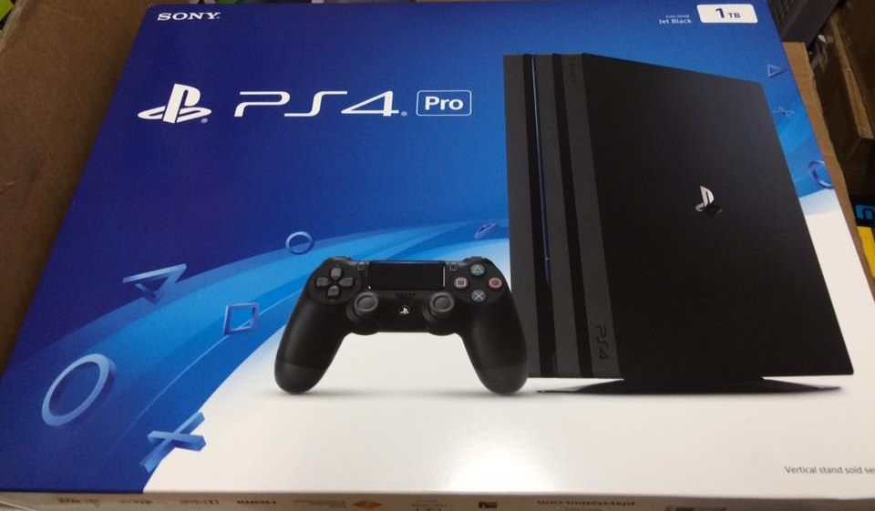 Brand new Sony - PlayStation 4 Pro Console