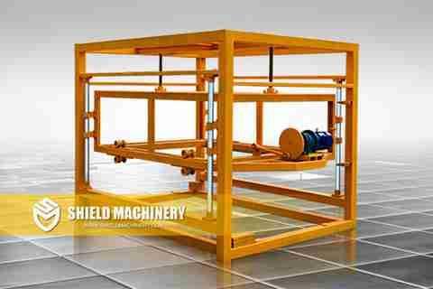 Foam Concrete Brick Machine Cutting Machine
