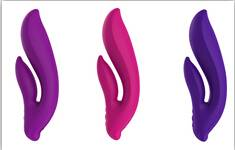 Full silicone adult sex vibrator