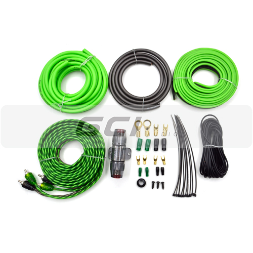Audio Cable Car Wire Kit(KIT-0803)