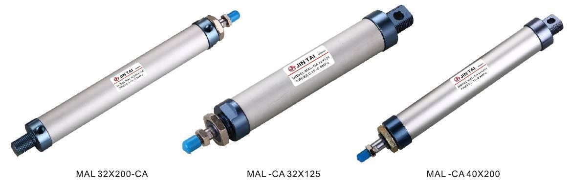 Mal Series Aluminum Alloy Mini Cylinder