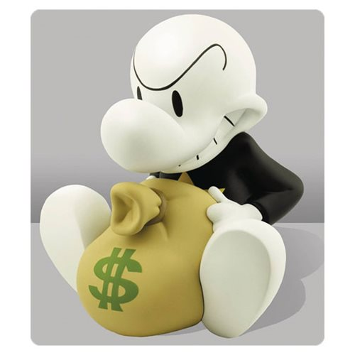 Vinyl coin bank money box coin saver