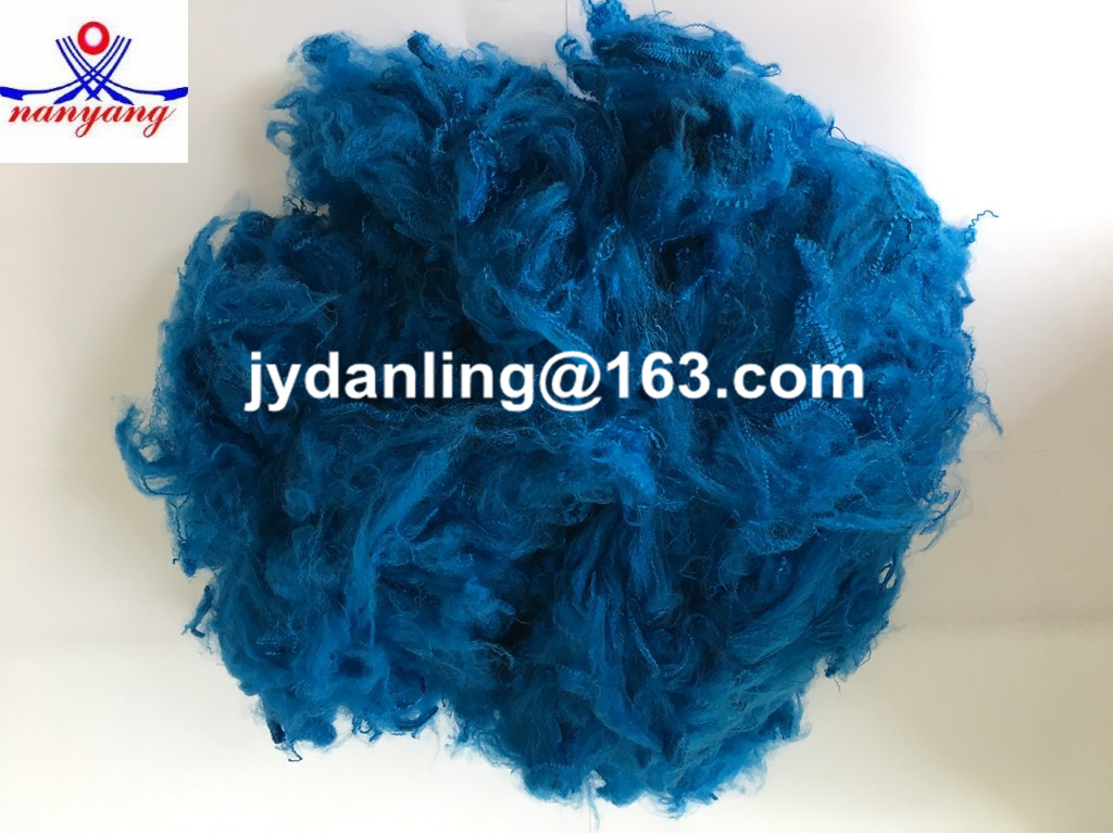 Staple Fiber Type and Spinning Use PSF