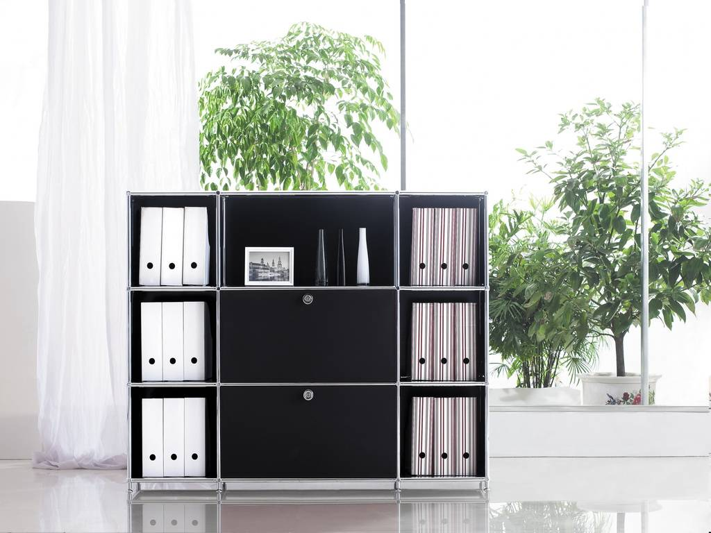 Transcube modular office cabinet C33-01