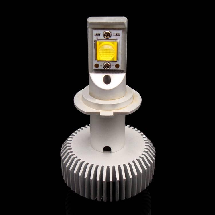 60w cree led h7 auto headlight h4/h7/h8/h11 bulbs