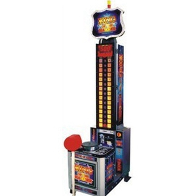 Coin Operated Hitting Amusement Sports Machine King of The Hammer Boxing Arcade Games Machines