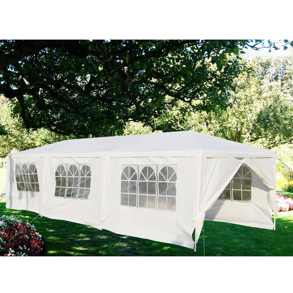 1030ft pvc fabric aluminum frame wedding event tent