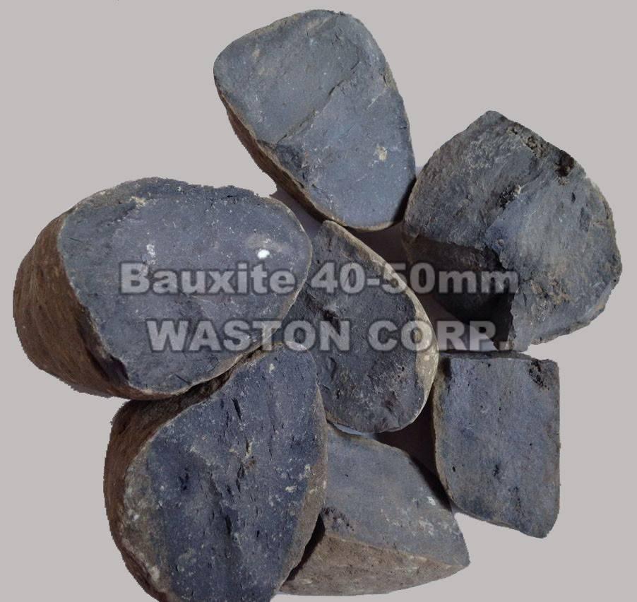 Bauxite 40-50mm