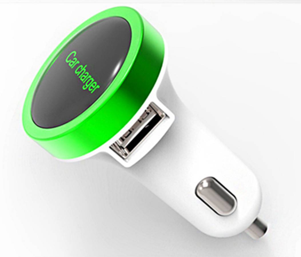 Double Speed Fast Charge Output 5V DC/3.1A Universal Portable Dual Port Micro USB Car Charger