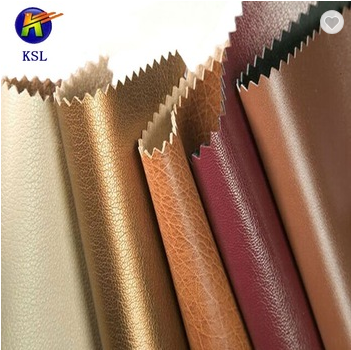 2019 High quality pu synthetic leather microfiber leather for Men and women safty shoes leather