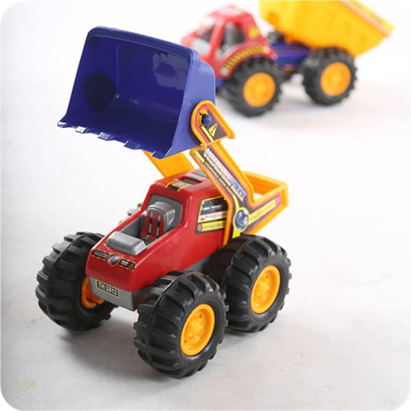 THE TOUGH TRACK LOADER