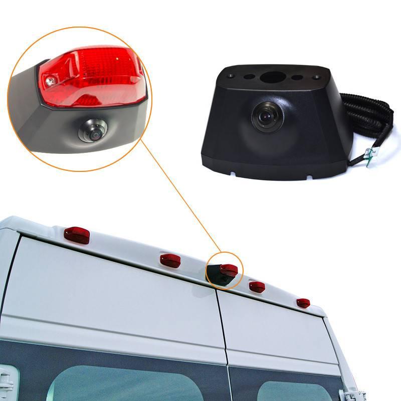 Vardsafe Backup Brake Light Camera For Dodge Ram Promaster 580 TV Lines VS508