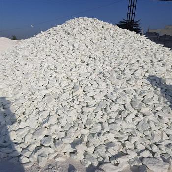 Talc Lump -A GRADE- whiteness - 90 to 92 %