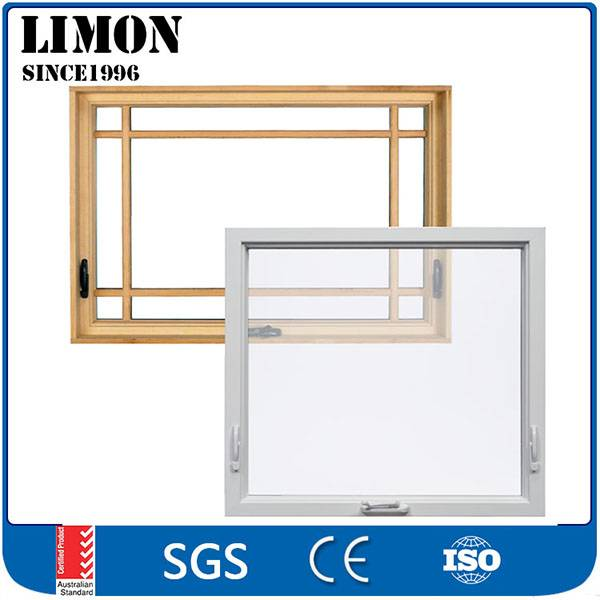 Cheap price aluminium awning windows
