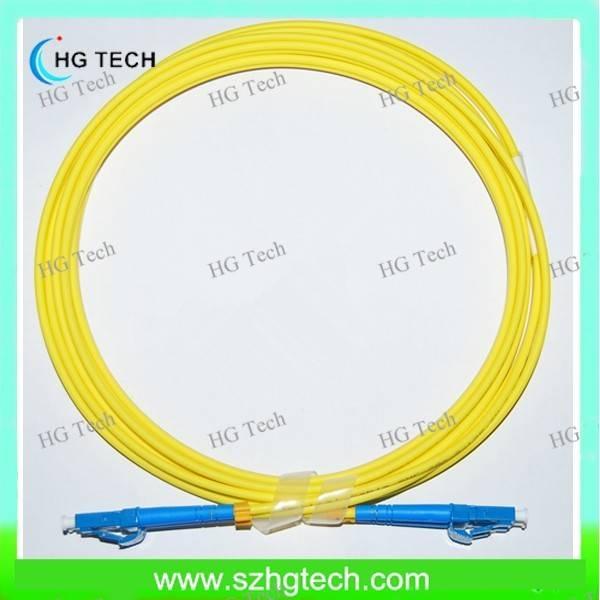 Singlemode Duplex Fiber Optic Patch Cord