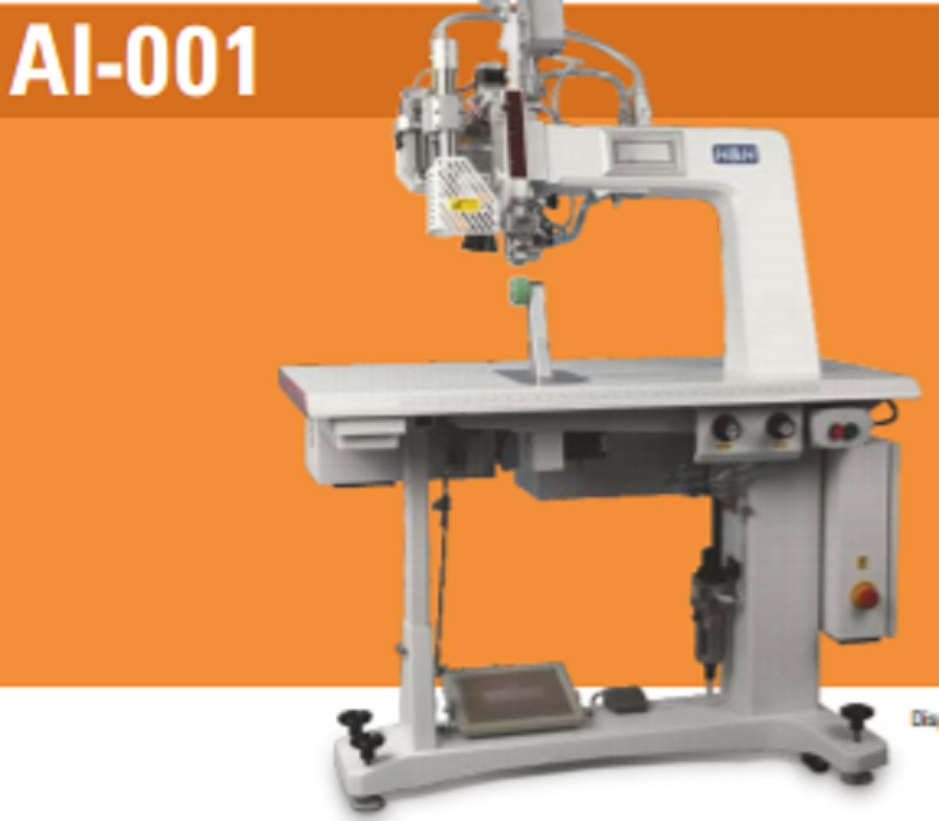 H&H Hot Air Sealing Machine AI-001