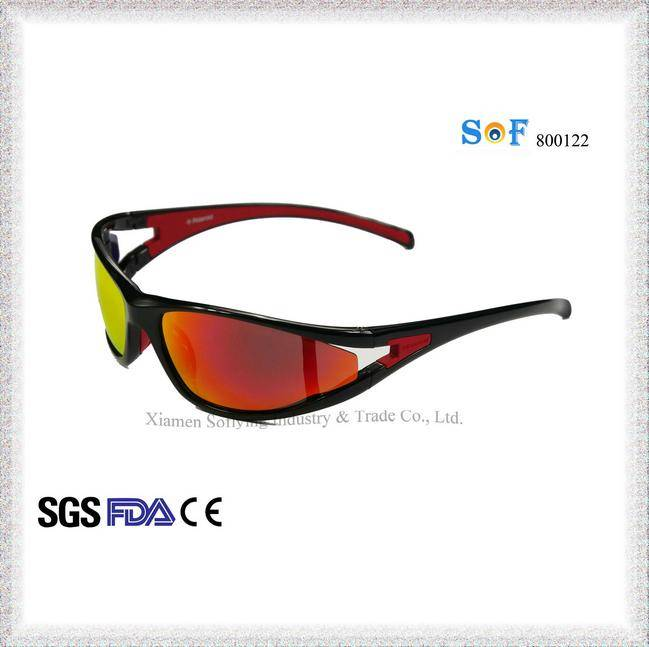 Custom Logo New Men's Polarized Sunglasses Outdoor sport Eyewear Cycling