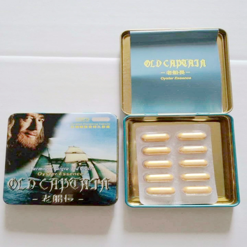 old captain sex capsules for male enhancement with good price