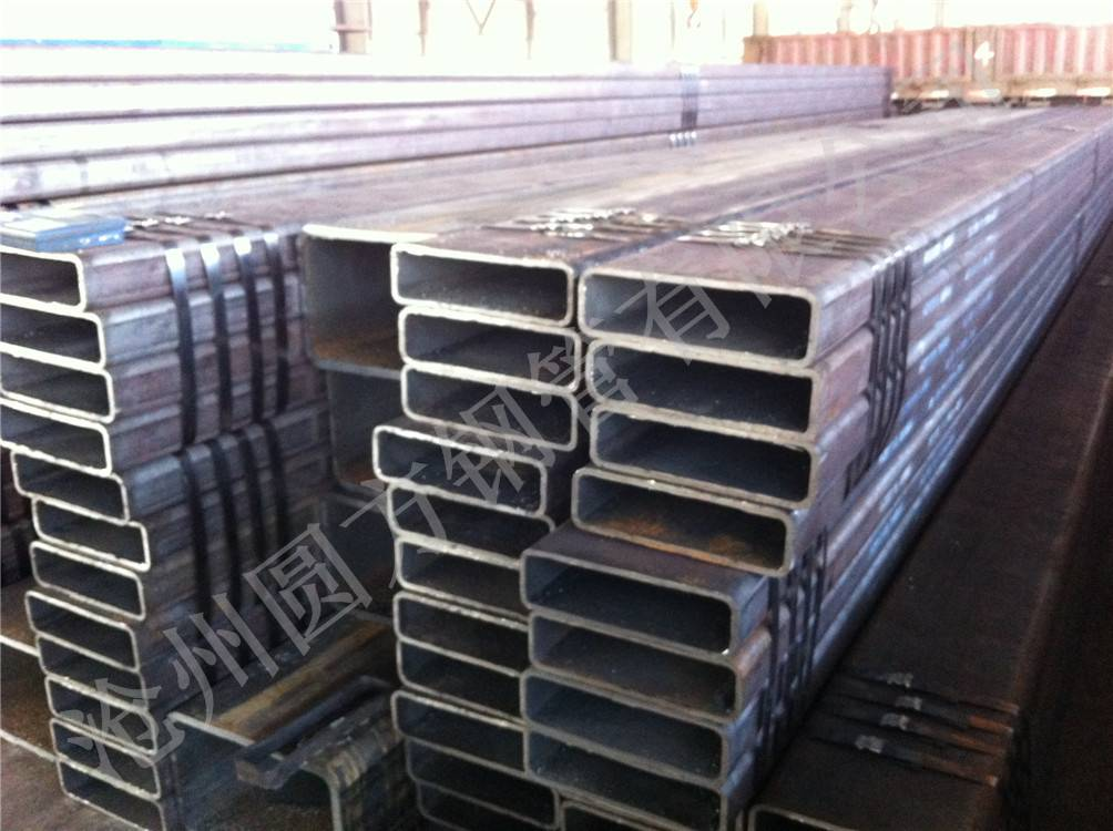 GB/T Q345 rectangular steel pipe