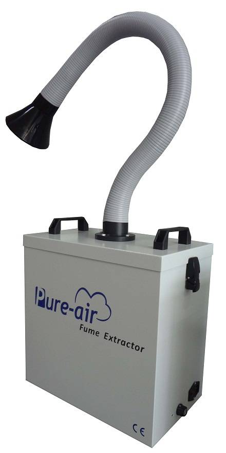 Fume Extractor For Universal Laser Machine