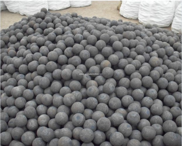 carbon manganese forged steel grinding media balls