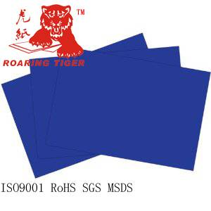 Wood Pulp Navy blue paper/Navy blue color paper/Navy blue colour paper from China