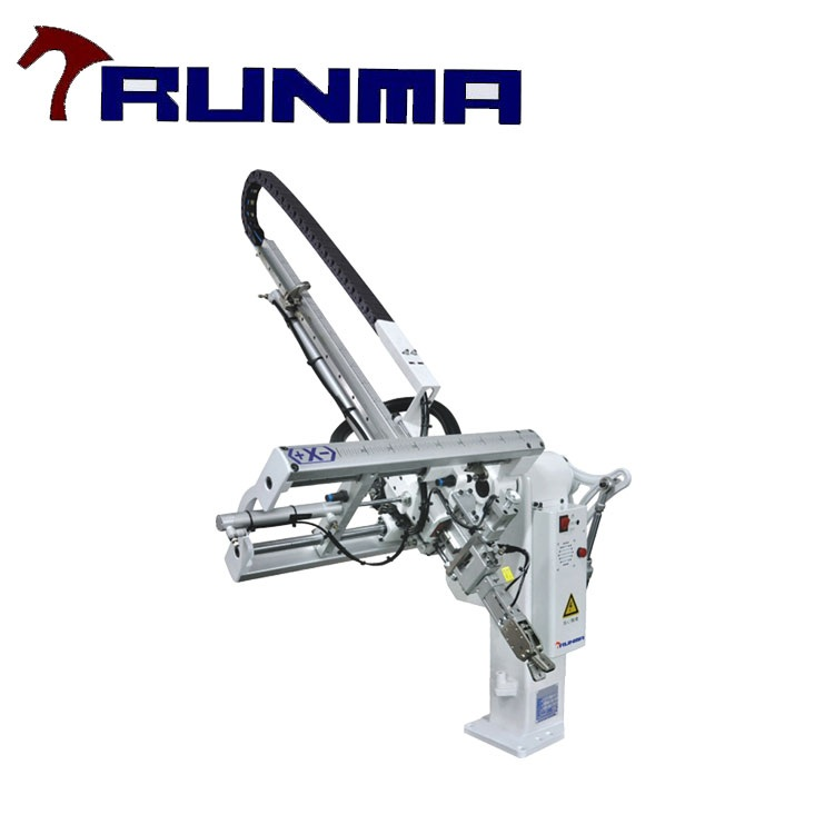 High-speed Pick & Place Robot Arm for Plastic Molding Machine