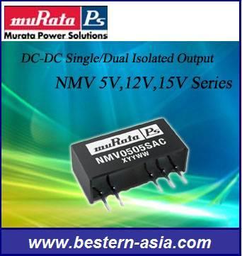 NMV0505SAC (Murata-ps) DC/DC Converter