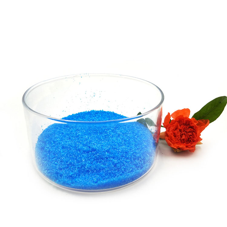 Supply catalyst copper sulfate pentahydrate food grade
