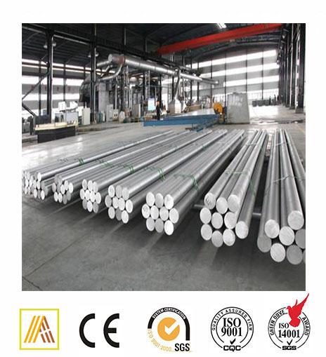Big / small dia alloy round square billet aluminum alloy bar rod billet