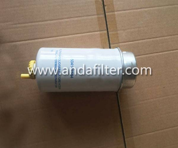 Fuel/Water Sep. Cart. For IVECO 504107584