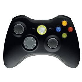 video game accessory of Wireless joystick Controller for XBOX360 console