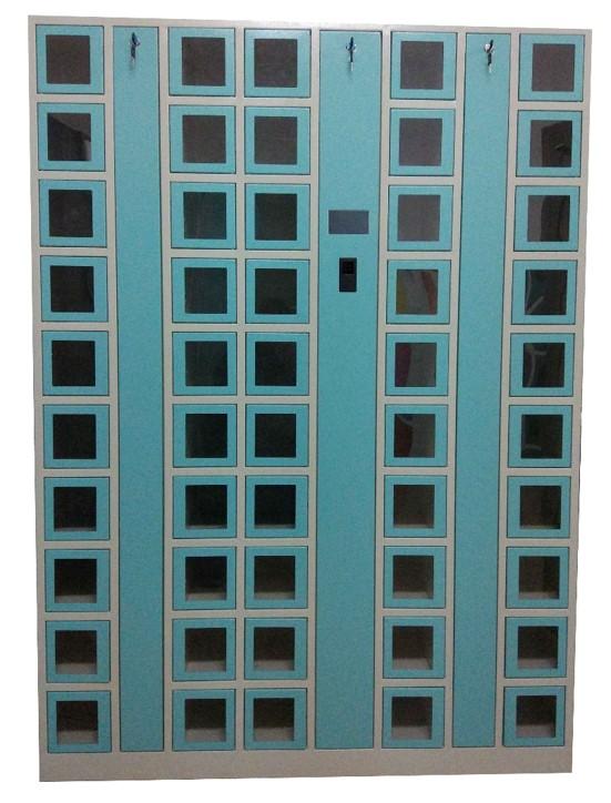 Fingerprint Cellphone Charge Cabinet (CZWSJG1815-50)