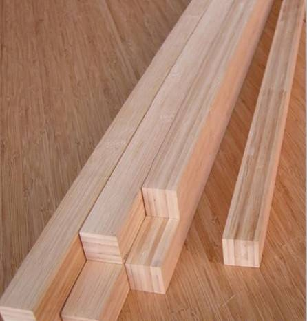 Pine Wood Squared Rods