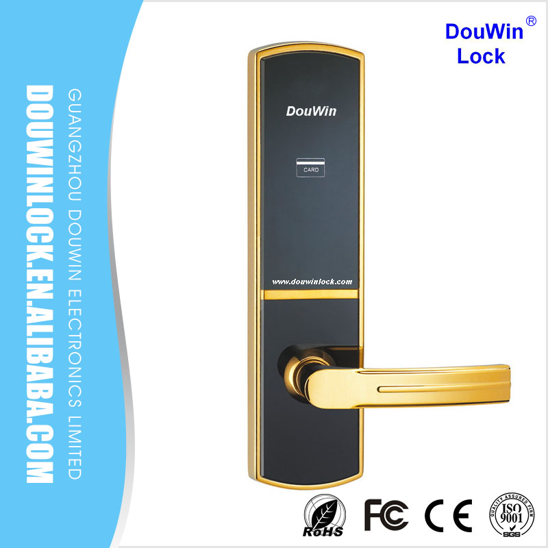 Hotel smart card door lock proximity card hotel lock